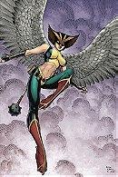 Hawkgirl (Kendra Saunders)
