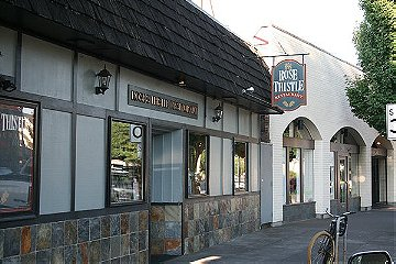 Rose and Thistle Pub