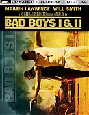 Bad Boys I & II (4K Ultra HD + Blu-ray + Digital)