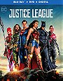 Justice League (Blu-ray + DVD + Digital)