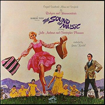 The Sound Of Music - Original Soundtrack Album
