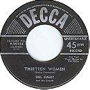Thirteen Women / (We're Gonna) Rock Around the Clock