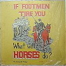 If Footmen Tire You What Will Horses Do? (1971)
