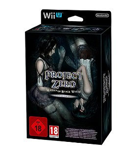 Project Zero: Maiden of Black Water Limited Edition
