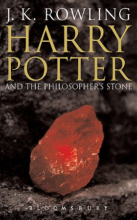 Harry Potter and the Philosopher's Stone (Adult Edition, Book 1)