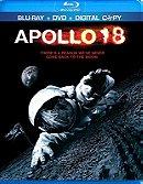 Apollo 18 (Blu Ray / DVD Combo Pack)