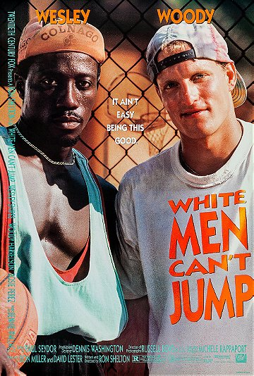 White Men Can