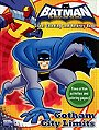 Batman the Brave and the Bold Coloring and Activity Book Gotham City Limits 32 Pages
