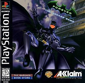 Batman Forever - The Arcade Game