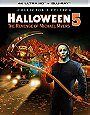 Halloween 5: The Revenge of Michael Myers (4K Ultra HD + Blu-ray) (Collector