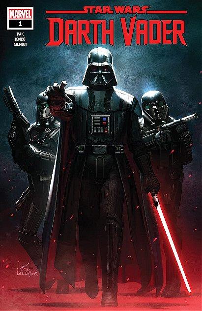 Star Wars Darth Vader (2020 3rd Series) #1-0ng Marvel (2020-ong)
