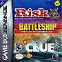 Risk/Battleship/Clue