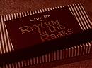 Rhythm in the Ranks