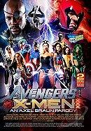 Avengers vs X-Men XXX: An Axel Braun Parody