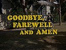 """""""M*A*S*H"""" Goodbye, Farewell, and Amen"""