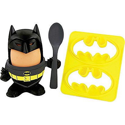 Breakfast Batman Hard Boiled Egg Holder and Toast Cutter