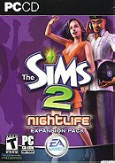 The Sims 2: Nightlife (Expansion)
