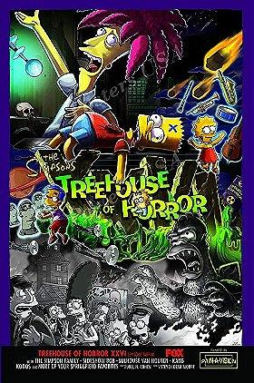 Treehouse of Horror XXVI