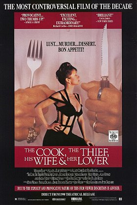 The Cook, the Thief, His Wife, and Her Lover