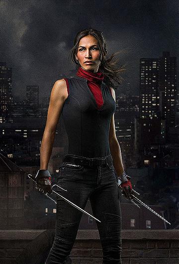 Elektra (Elodie Yung)