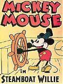 Steamboat Willie (1928)