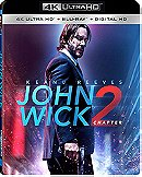 John Wick: Chapter 2 (4K Ultra HD + Blu-ray + Digital HD)