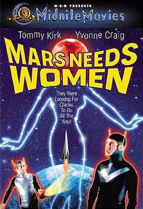 Mars Needs Women (1967)