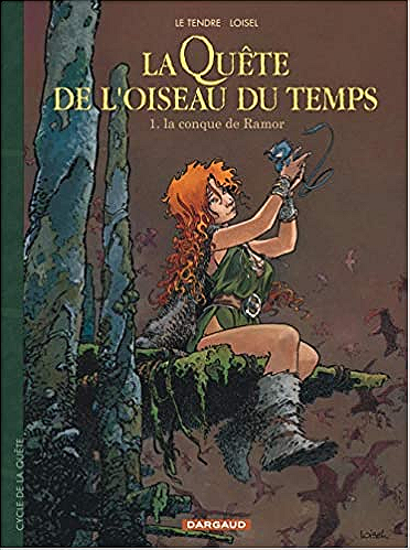 La Quête de l'oiseau du temps (The Quest for the Time-Bird)