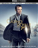 Casino Royale (4K Ultra HD + Blu-ray + Digital Code)
