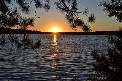 Lake Nebagamon, Wisconsin