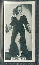 Mildred Gaye