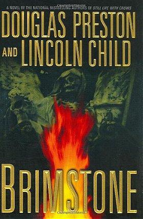 Brimstone (Pendergast, Book 5)