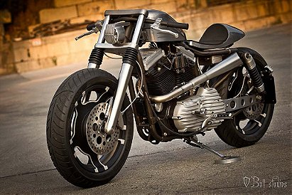Bull Motorcycles Harley-Davidson Sportster