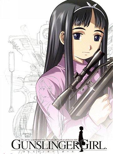 Angelica (Gunslinger Girl)