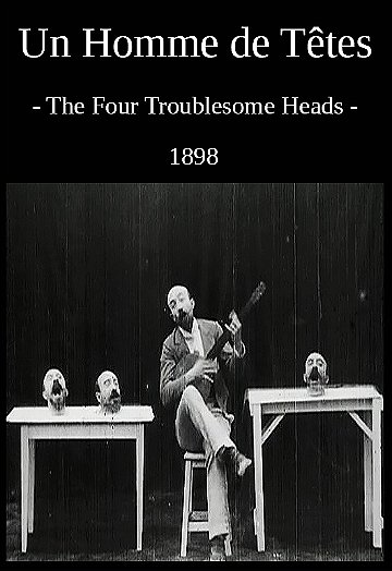 Four Heads Are Better Than One (1898)