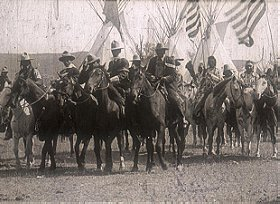 Dixon-Wanamaker Expedition to Crow Agency (1908)