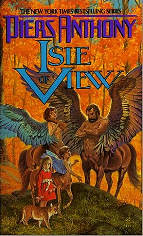 Isle of View (Xanth)