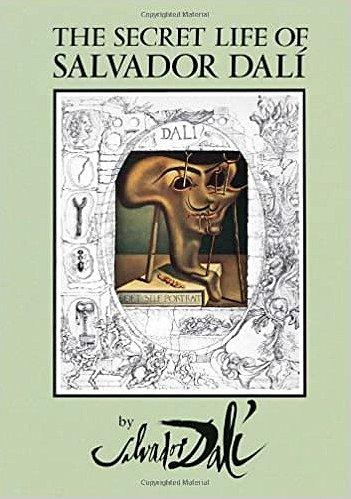 The Secret Life of Salvador Dali (Dover Fine Art, History of Art)