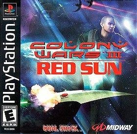 Colony Wars III : Red Sun