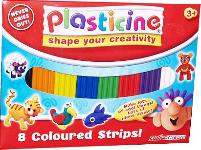 Plasticine