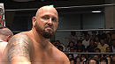 Karl Anderson vs. Michael Elgin (NJPW, G1 Climax 25 Day 14)