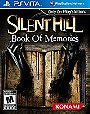 Silent Hill: Book of Memories - PlayStation Vita