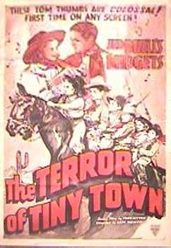 The Terror of Tiny Town (1928)