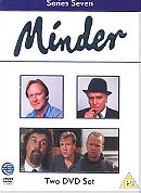 Minder: The Complete Series Seven