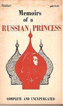 Memoirs of a russian princess
