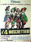 I 4 moschettieri (1963)