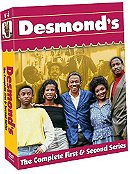 Desmond's: The Complete First and Second Series