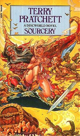 Sourcery (Discworld Novel)