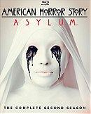 American Horror Story: Asylum  - Season 2 (Blu-Ray)