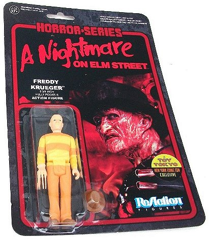 Horror Classics ReAction Figure: Freddy Krueger NES Colors (Toy Tokyo NYCC Exclusive)